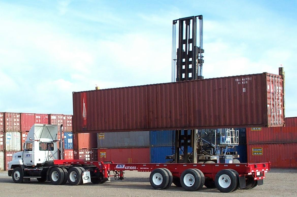 Hình thức Dịch vụ vận chuyển container biển từ Trung Quốc về Sài Gòn