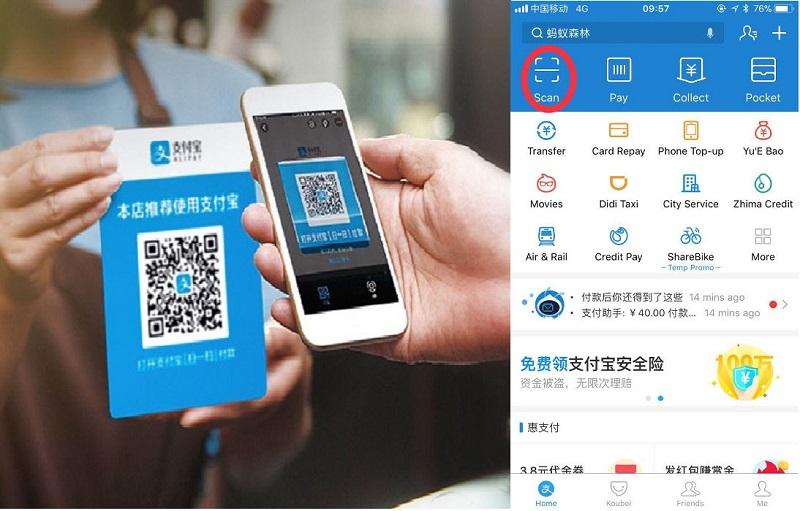 Tại sao quý khách cần sử dụng dịch vụ thanh toán hộ qua Alipay?