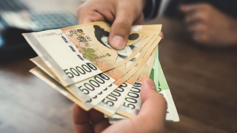 Nhanshiphang làm sao để chuyển tiền sang Hàn Quốc