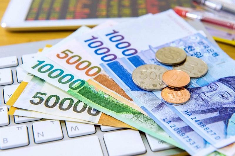 Nhanshiphang chuyển tiền sang Hàn Quốc